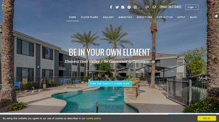 Element Deer Valley Resident Portal