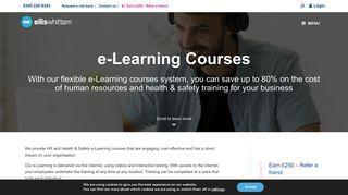Ellis Whittam E Learning Login
