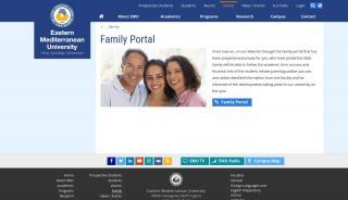 Emu Family Portal