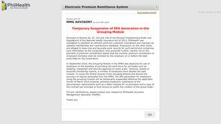 Eprs01 Philhealth Gov Ph Portal