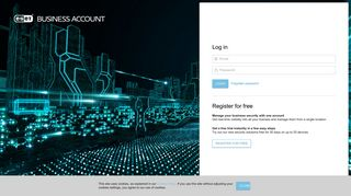Eset Business Login
