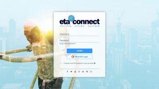 Eta Connect Portal