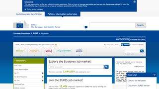 Eures Job Portal