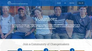 Ewb Volunteer Village Login