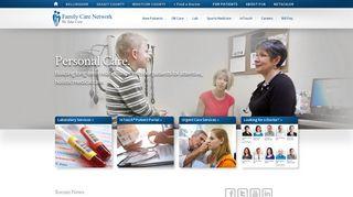 Family Care Network Portal