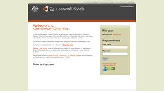Family Circuit Court Portal