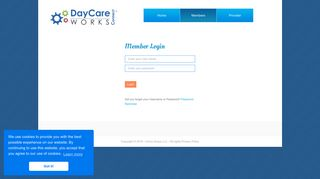 Family Day Care Portal