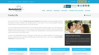 Family Life Insurance Medicare Supplement Provider Login