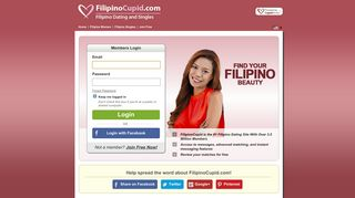 Filipino Cupid Login And Password - Find Official Portal