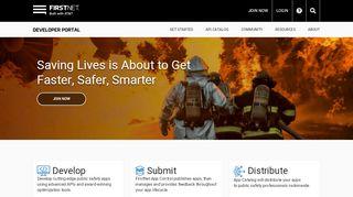 Firstnet Developer Portal
