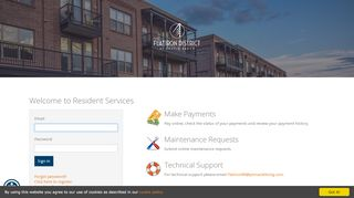 Flatiron District Resident Portal