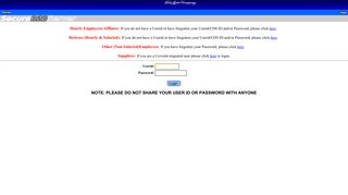Ford Hourly Employee Login