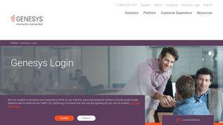 Genesys Workforce Management Login