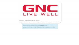 Gnc Benefits Portal