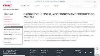 Gnc Vendor Portal