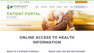 Golden Valley Portal