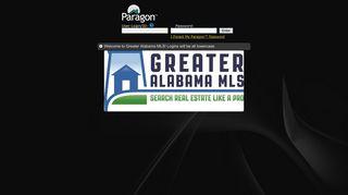 Greater Alabama Mls Paragon Login
