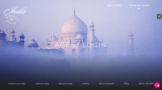 Greaves Travel Agent Login
