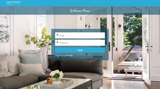Hastings Online Portal
