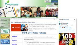 Hcps Office 365 Login