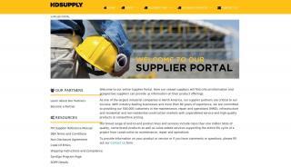 Hd Supply Vendor Portal