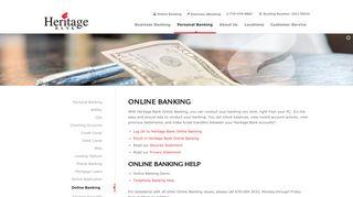 Heritage Bank Login 6