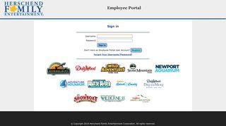 Herschend Family Entertainment Portal
