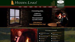 Hidden Links Client Portal