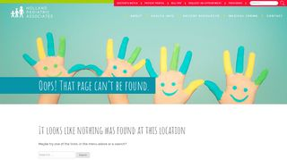Holland Pediatrics Portal
