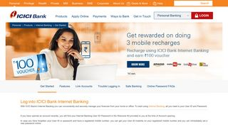 How To Login Icici Credit Card Account