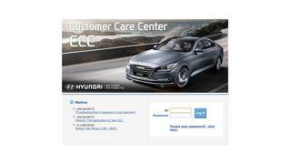 Http Ccc Hyundai Motor Com Servlet Ccc Login Cccloginservlet