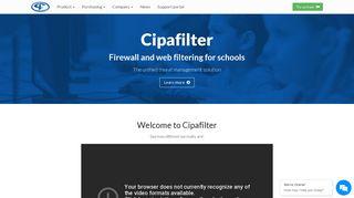 Http Portal Cipafilter Com