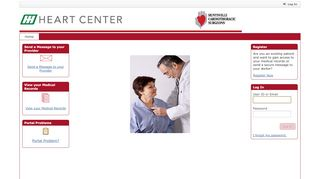 Https Portal Theheartcenter Md Portal