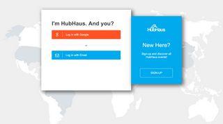 Hubhaus Member Portal