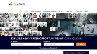 Icap Career Portal