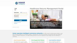 Inmar Healthcare Returns Management Portal