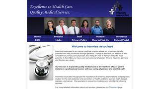 Internists Associates Patient Portal