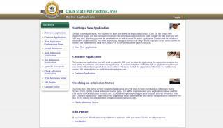 Iree Poly Admission Portal