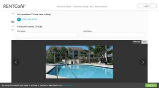 Island Shores Resident Portal