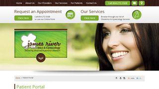 James River Ob Gyn Patient Portal