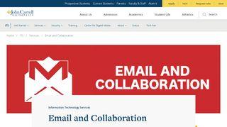 Jcu Webmail Login