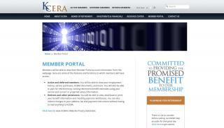 Kcera Member Portal