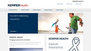 Kemper Benefits Portal