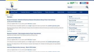 Kplc Career Portal