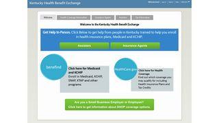 Kynect Ky Gov Self Service Portal