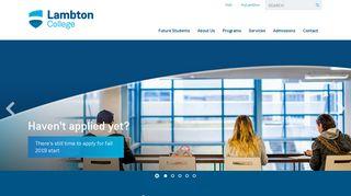 Lambton Email Login