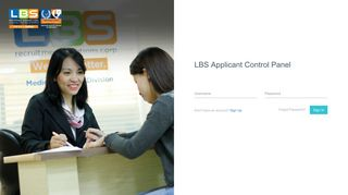 Lbs Recruitment Agency Login