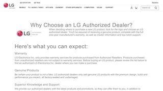 Lg Dealer Portal