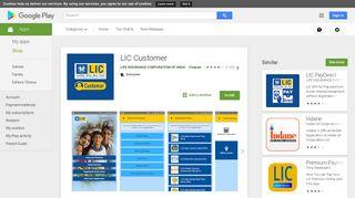Lic Portal App