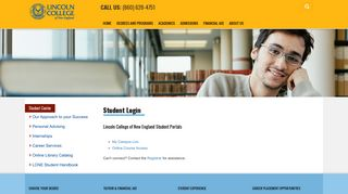 Lincoln College Of New England Student Portal